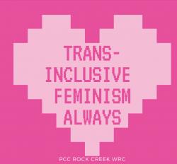 Trans Inclusive Feminism Always