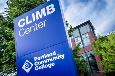Climb sign