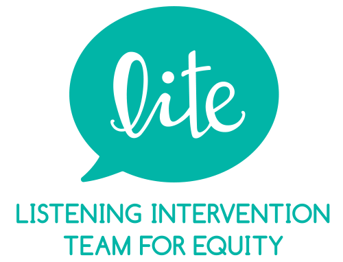 LITE: listening intervention team for equity