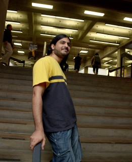 Kabir Khanna, who hails from Delhi, India, has made the adjustment to life in the United States and now is helping others like him do the same.