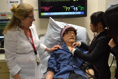 Updated during the 2012-2013 academic year, PCC's state of the art Nursing Simulation Lab provides a safe and supportive learning environment for students to become leaders in scholarship and practice.