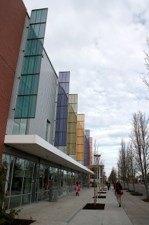 The Answer Center is located on the ground floor of the new Student Commons Building at the Southeast Center.