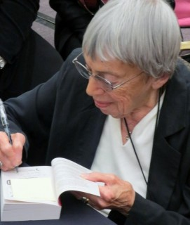 Le Guin's work is incorporated into many English courses at PCC.