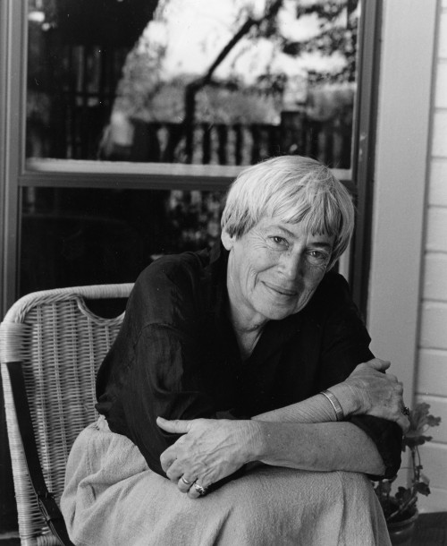 Most of Le Guin's major titles have remained continuously in print, some for over 40 years.