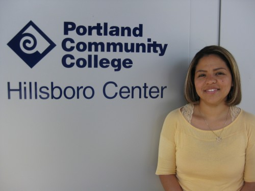 Yessica Nieto will serve as guest speaker at her own HEP graduation ceremony at the Rock Creek Campus. All graduates, family members and friends are welcome to attend the ceremony at 3:30 p.m., Saturday, June 6, Event Center, Building 9.