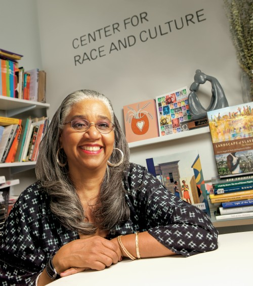 Through her research, writing, and curatorial endeavors, Leslie King-Hammond has brought many historical and contemporary African-American artists into the canon of American art.