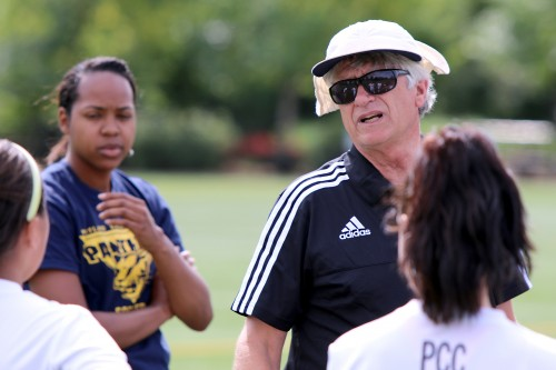 Bill Patterson, who coached two adult national championship amateur teams, led Astoria to six league titles and to the state playoffs every year during his 10 years there. Not bad for a guy who never played soccer as a kid.