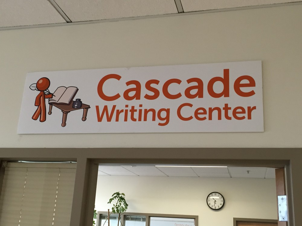 The Cascade Writing Center is located in Terrell Hall 220.