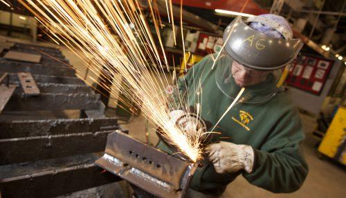 PCC Restarts Welding in Newberg | News at PCC