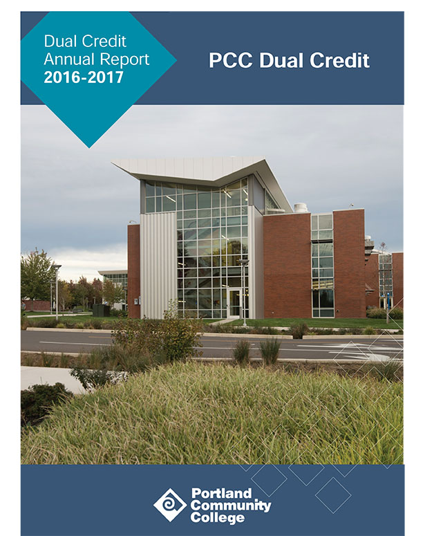 2016-17 PCC Dual Credit Annual Report