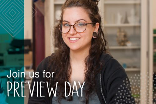 Join us for Preview Day